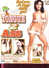 Tongue To Ass front cover