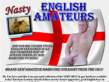 Nasty English Amateurs