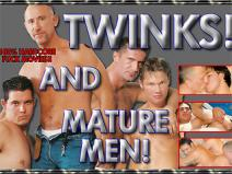 Twinks And Mature Men