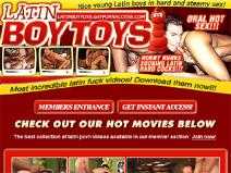 Latin Boy Toys