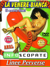 Infoscopate linee perverse DVD Cover