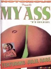 My Ass # 3 DVD Cover