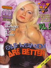 Old women are better - Vol 2 DVD Cover