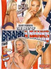 The best of Brianna Banks DVD Cover
