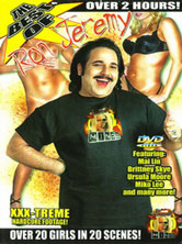 The best of Ron Jeremy DVD Cover