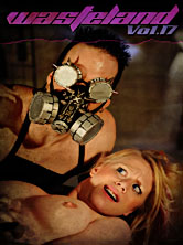 Wasteland #17 DVD Cover
