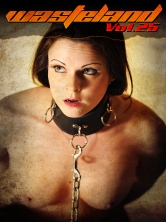 Wasteland #25 DVD Cover