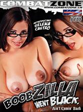 Boobzilla Went Black, Aint Cumin' Back DVD Cover