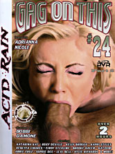Gag on This #24 Part. 2 DVD Cover