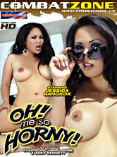 Oh! Me So Horny! DVD Cover