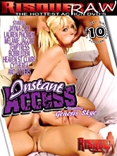 Instant Access Part. 1 DVD Cover