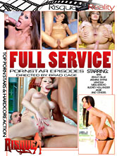 Full Service Pornstar Episodes Part. 1 DVD Cover