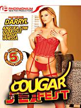 Cougar Sex Fest DVD Cover