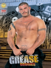 Grease Daddies DVD Cover