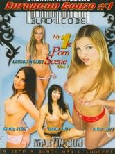 European Gonzo Vol 01 DVD Cover