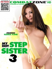 My Hot Step Sister #03 HD DVD Cover