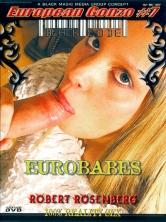 European Gonzo #7 Robert Rosenberg Private Castings DVD Cover