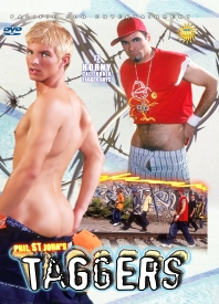 Taggers Dvd Cover