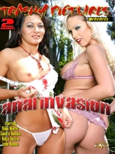 Anal Invasion DVD Cover