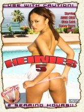 Heinies #5 DVD Cover
