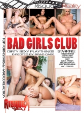 Bad Girls Club - Dirty Sexy Playthings Part 1 DVD Cover