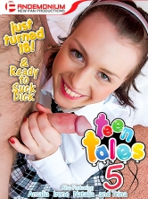 Teen Tales #5 DVD Cover