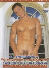 All American Vol 1 - Playing With The Monster Dvd Cover