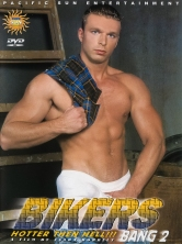 Bikers Bang #2 - Hotter Then Hell DVD Cover
