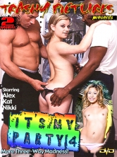 It's My Party 4 DVD Cover