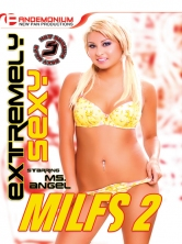Extremely Sexy Milfs #2 DVD Cover