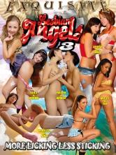 Lesbian Angels #3 DVD Cover
