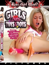 Girls Love Toys And Boys HD DVD Cover