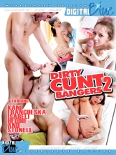 Dirty Cunt Bangers #2 DVD Cover