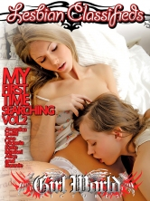 Lesbian Classifieds Searching for my First Time #2 DVD Cover