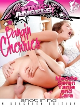 Bangin Cherries #1 DVD Cover