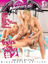 Tender Girl Touches #2 DVD Cover