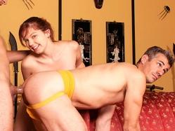 Bisexual Orgies