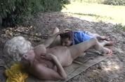 The nudist