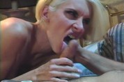 Blondie Takes It In The Butt!