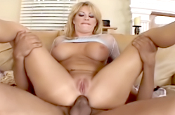 Hot Stacked MILF Ass Fucked